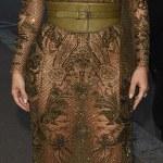 Sheer Perfection: Kim Kardashian's Style At Vogue 100 Gala Dinner in London