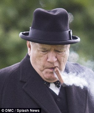 Image result for image from Churchill the film