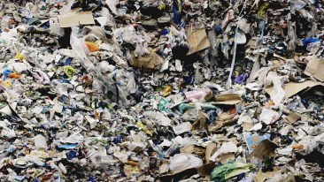 Landfill Health Risk? Rotting rubbish produces harmful gases that, when inhaled, may increase the chance of suffering from severe breathing problems