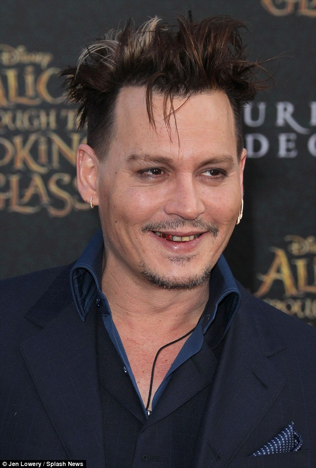 Johnny Depp Act Like Youre 52 Before You Turn Into A Fat