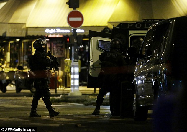 Last year, ISIS terrorists managed to kill 130 people during a string of co-ordinated attacks across Paris which targeted a football stadium, a concert hall, bars and cafes