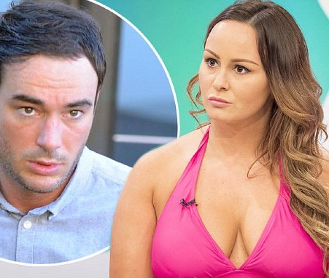 Jack Tweed Body Shames Ex Girlfriend Chanelle Hayes On Twitter After Loose Women Appearance Daily Mail Online