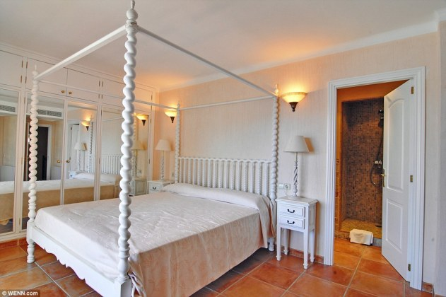Traditional: The property has multiple en-suite bathrooms attached to some of the eight bedrooms