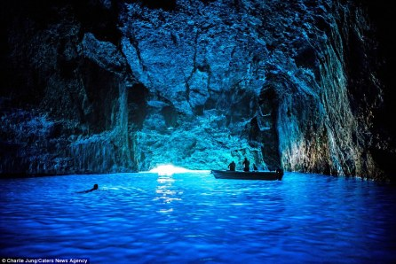 Image result for underwater caves