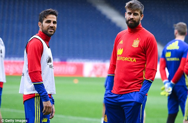 Image result for Why Gerard Pique decided to mark 2018 as his time to retire from Spain
