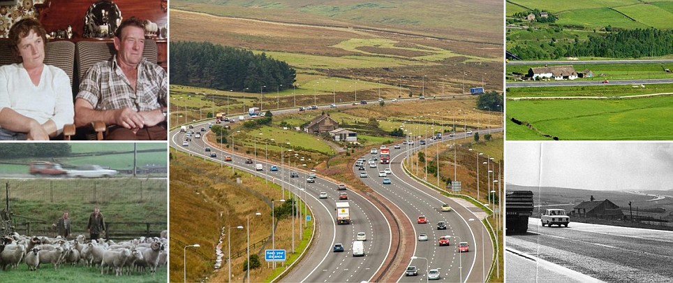 Mystery of the M62 farm is solved