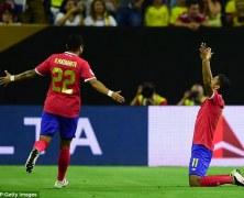 Video: Colombia vs Costa Rica