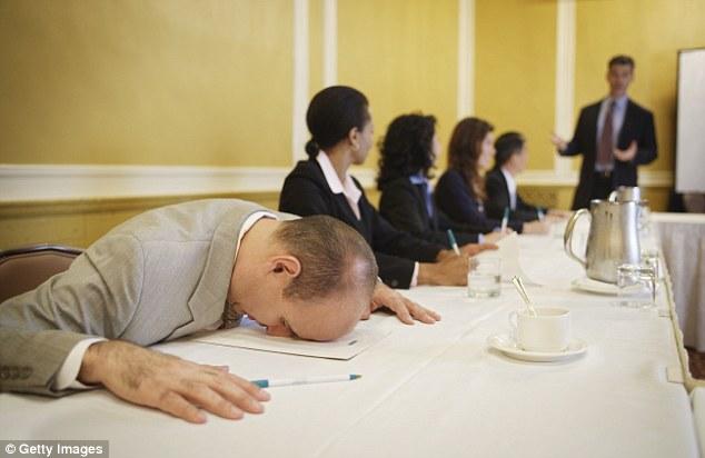 Boring Social Media analytics meeting