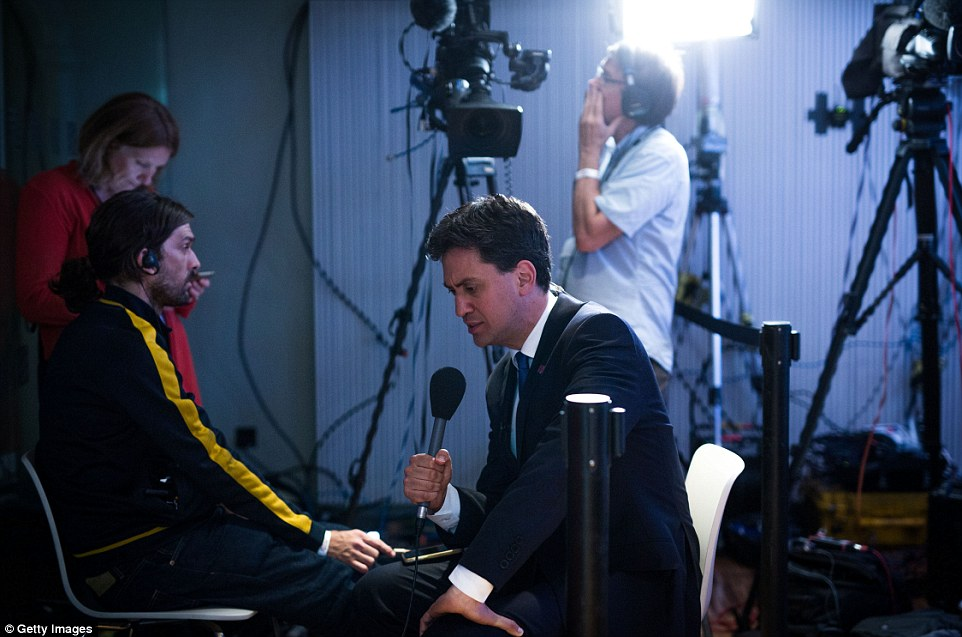 The concern was etched into the face of Ed Miliband, former leader of the Labour party, as the referendum votes were counted