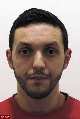 Mohamed Abrini, 31, is facing terrorism charges after he was spotted at Brussels Airport with two of the suicide bombers in March
