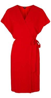Wrap Dress; Topshop, £46