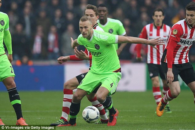 Ajax's Mike van der Hoorn is close to joining but cards are being kept close to chests at Swansea City