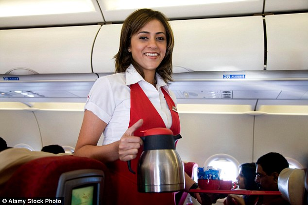 Before taking a plane, pack an empty thermos with your favourite tea bag, honey and slice of fruit then ask the cabin crew to fill the bottle with hot water on the flight