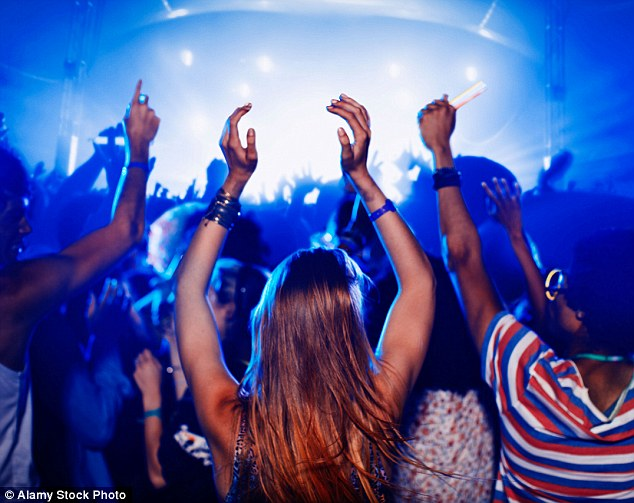 At least 35 girls aged between 12 and 17 have reported being sexually assaulted by 'foreign youths' at a Swedish music festival, it has emerged(file picture)