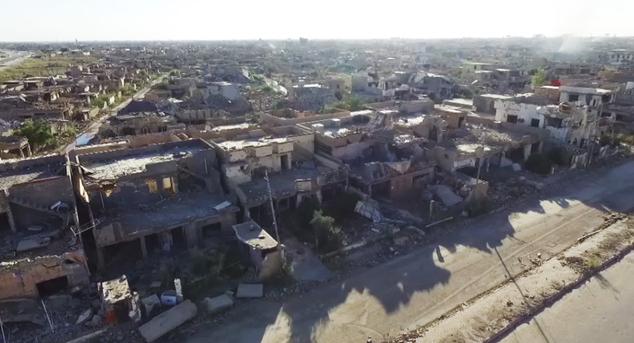 Las escenas inquietantes vienen como el principal funcionario de la ONU en Siria hoy exigieron el acceso humanitario inmediato e incondicional a decenas de miles de personas atrapadas en cuatro ciudades, la advertencia de hambre