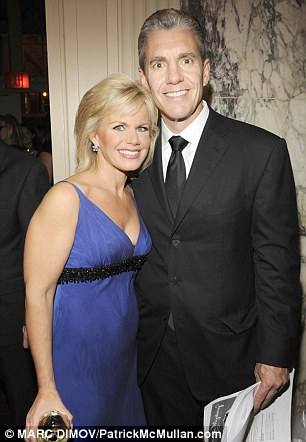 Gretchen Carlson and Casey Close