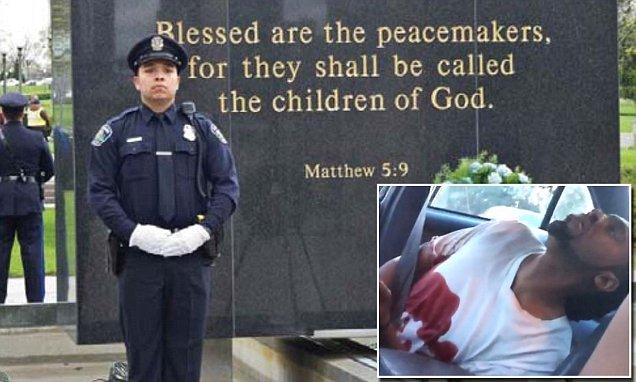 Minnesota cop Jeronimo Yanez identified as the man who shot Philando Castile and panicked