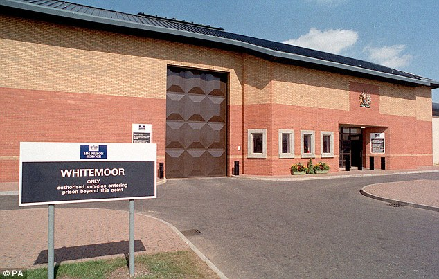 Whitemoor Prison in Cambridgeshire, where staff are reportedly now discussing meals with murderer Lee Amos after his conversion to Islam