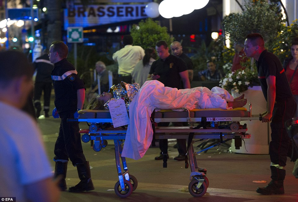 Within an hour of the attack, French authorities had handed over the investigation to anti-terrorist police