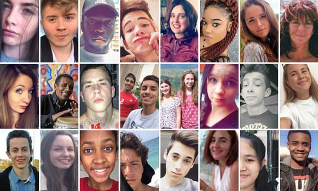 Families in desperate plea to find children caught up in Nice attack