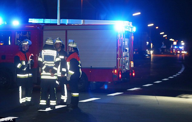 Joachim Herrmann, the interior minister of Bavaria state, said the attacker was a 17-year-old Afghan who had lived in nearby Ochsenfurt