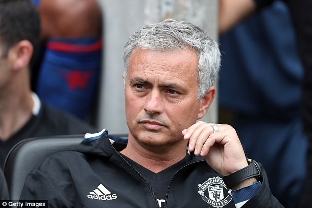 Jose Mourinho is putting his stamp on United's squad after taking over the reins at Old Trafford this summer