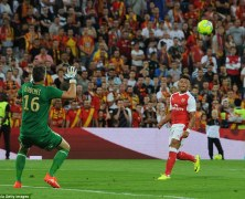 Video: Lens vs Arsenal