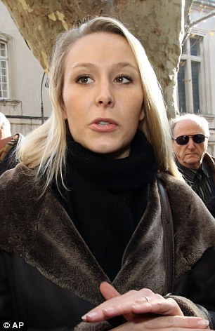 Far-right National Front leader Marine Le Pen, also expected to run for the presidency, said both major parties had failed on security