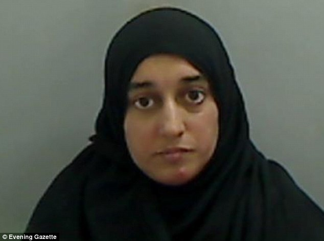 Raheelah Dar, 43, (pictured) was convicted of grooming, isolating and manipulating the schoolgirl to molest her several years ago