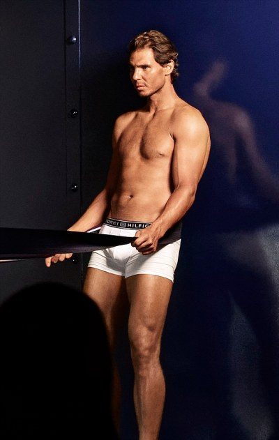Rafael Nadal shows off his abs for new Tommy Hilfiger ad ...