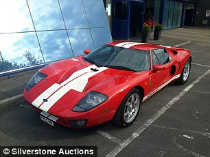 This 2005 Ford GT is one of the few versions of the car to make it to UK soil. It's been upgraded too, boasting around 600bhp from the supercharged quad-cam V8. Selling for £213,750, it was among the highest sales