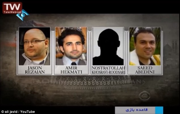 Four Iranian hostages were released on January 17, including a journalist, a pastor and a U.S. Marine, in a cash deal that Republicans are describing as a quid-pro-quo