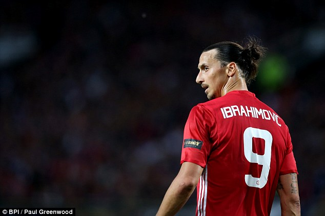 Ranieri described Manchester United's new striker Zlatan Ibrahimovic as a 'big champion'