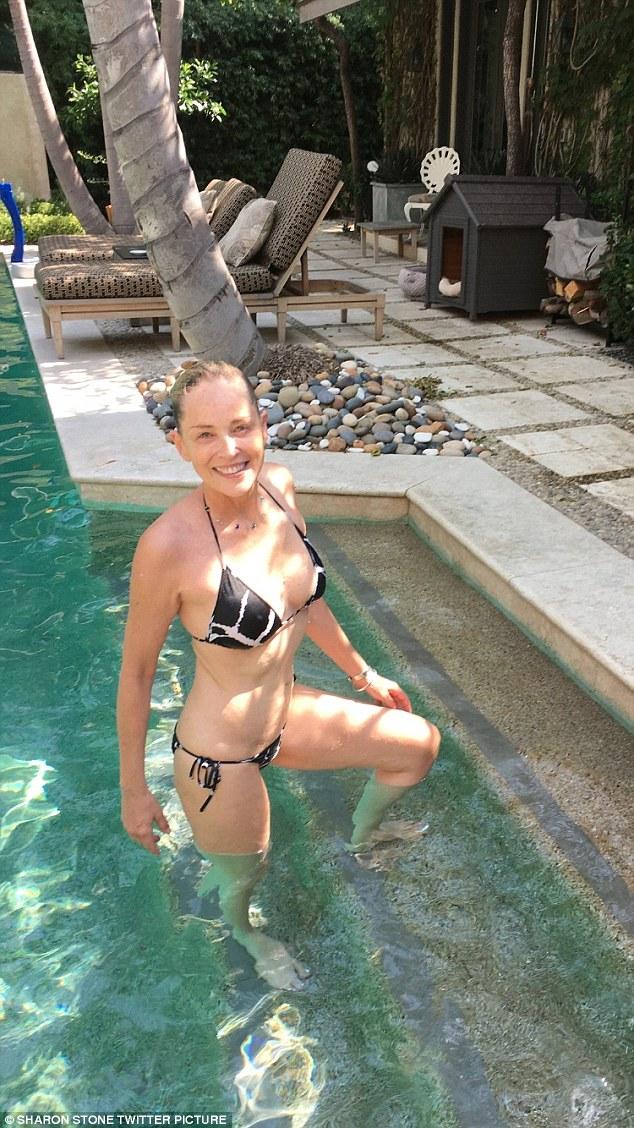 Sharon Stone Wishes Jennifer Lawrence Happy Birthday With Flashback Photo From Paris Daily