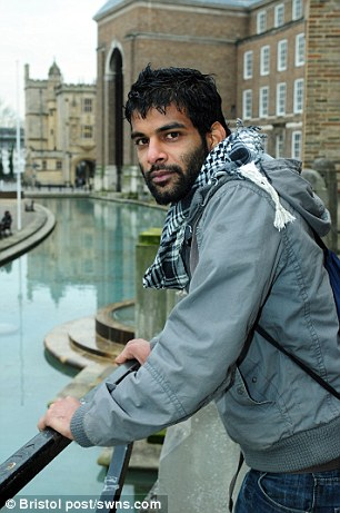 Asylum seeker: Sivarajah Suganthan, who avoided deportation with the help of a public campaign, is facing jail for a sexual assault