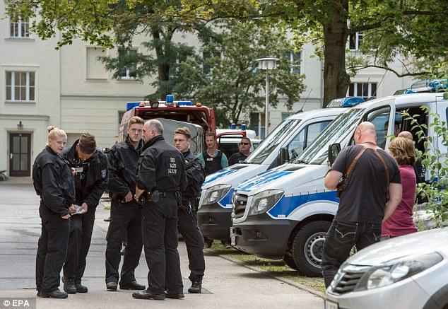 Una parcela de Isis para causar una carnicería en un festival en Alemania con una bomba de clavos ha sido frustrado por la policía