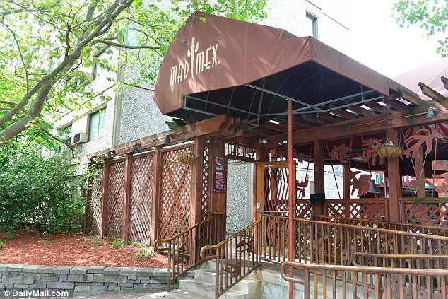 On the night of the incident, the alleged victim met Parker at Silver Screen Bar and Grill, which is now Mad Mex in State College