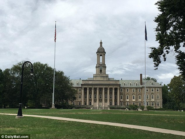 The rape allegations surfaced when Parker, Celestin, and their alleged victim were all students at Penn State University in State College, Pennsylvania