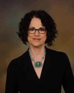 Academic and authorDr. Robin DiAngelo (pictured) is offering courses for white people teaching them how to cope with their 'white fragility' - and tickets for the lectures have sold out