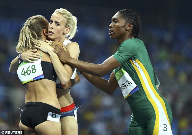 Image result for caster semenya sharps