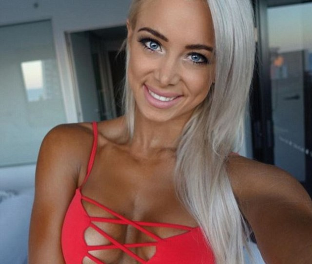Fitness Model Lauren Simpson Has Spoken Out About Her Previously Unhealthy Obsession With Diet