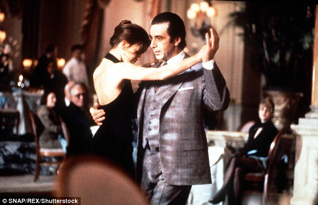 Image result for al pacino scent of a woman tango scene still images