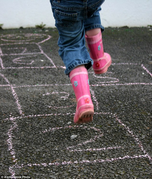 A four-year-old child who identifies as transgender has begun to transition before their first day of kindergarten (stock image)