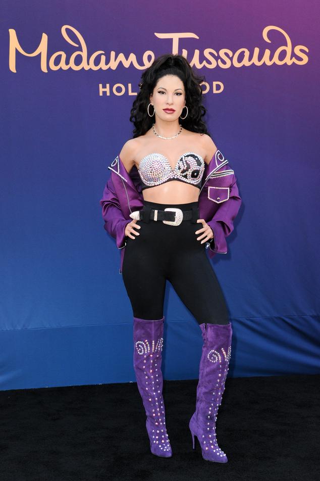 Who Was Selenas Husband