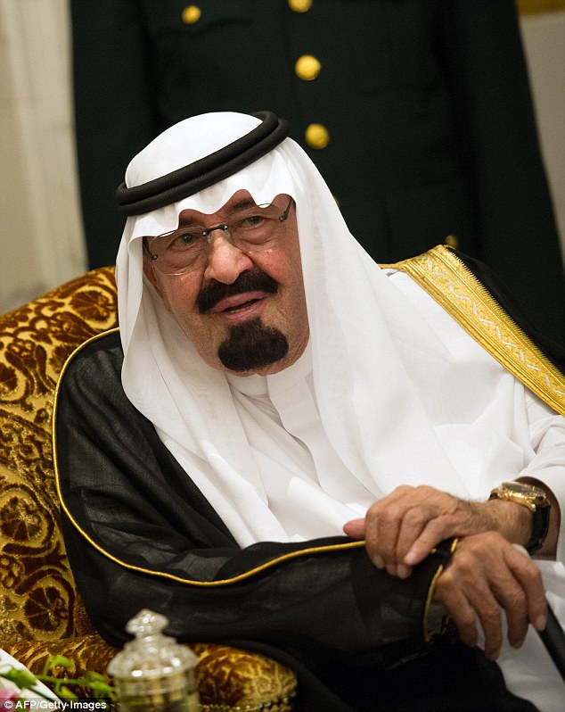 The controversial terrorism laws were introduced by King Abdullah, who died in January last year