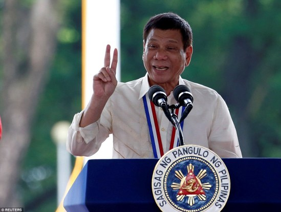 """Image result for Philippines: Duterte must end his """"war on drugs"""""""