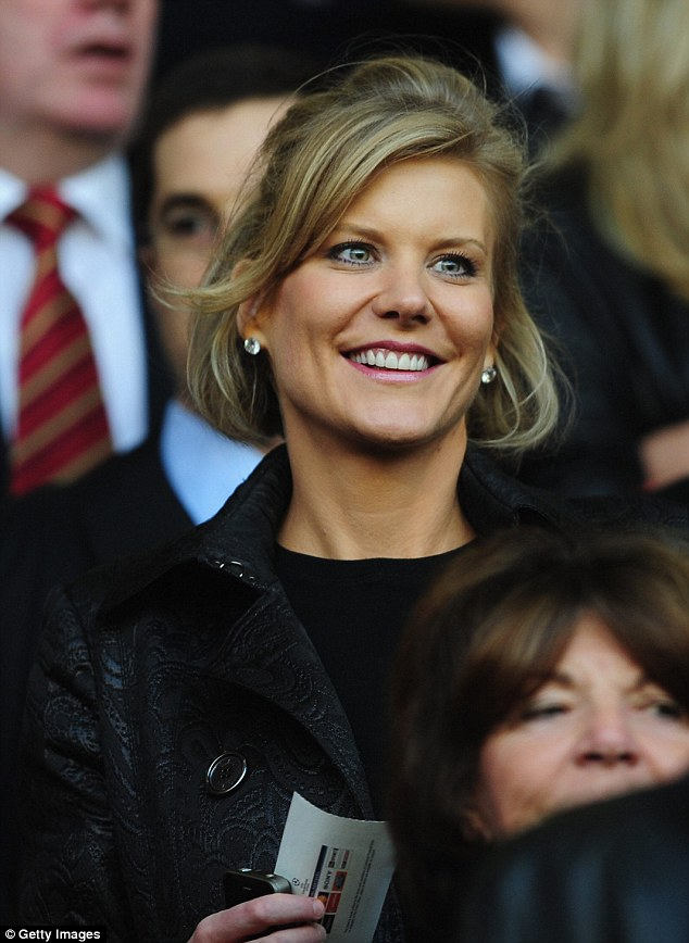 Ms Staveley's venture capital firm PCP earned £29.5million from the rescue after lining up Abu Dhabi investors to take part. But she is suing the bank for more than £700million in damage after claiming it had failed to pay her and her investors the same fees doled out to the Qataris