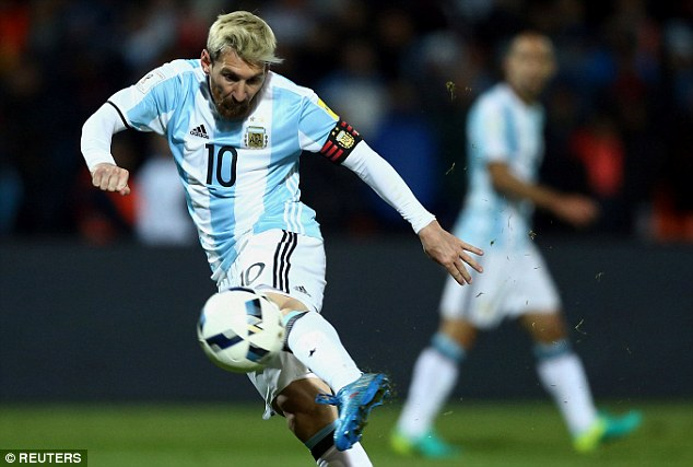 Lionel Messi Insists He Didnt Deceive Anybody By