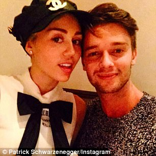 Exes: The Go North actor previously dated Grammy-nominated pop star Miley Cyrus for five months in 2015 following a six-year relationship with college sweetheart Tootsie Burns