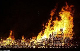 Image result for london's burning
